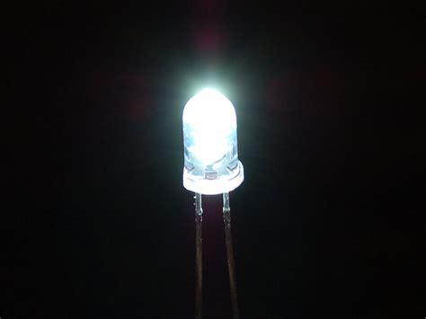 bright white 5mm led 25 pack