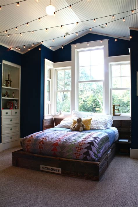 boys bedroom lights how you can use string lights to make your bedroom look dreamy