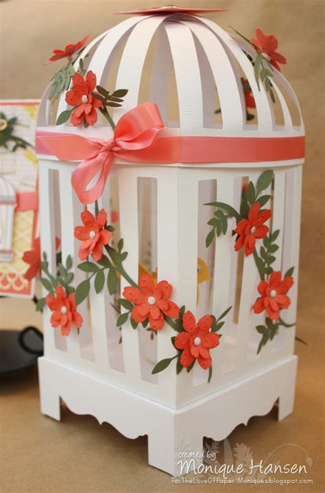 paper bird cage craft paper birdcage templates search paper