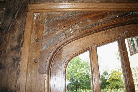 architectural woodworking company moulded oak frame