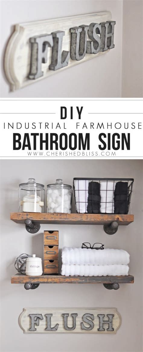 bathroom wall ideas decor 31 brilliant diy decor ideas for your bathroom diy
