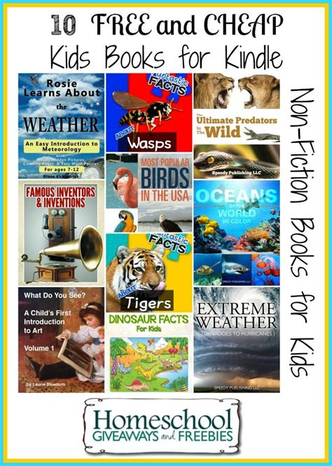 cheap picture books 10 free and cheap non fiction books for kindle