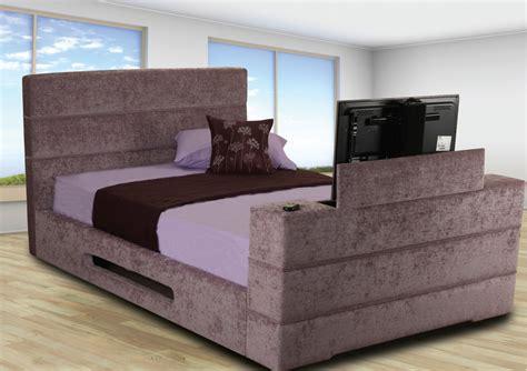 single tv bed frame griffin upholstered tv bed frame king size beds bed sizes
