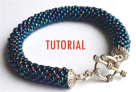 bead crochet tutorial items similar to beading tutorial crochet seed bead