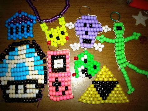 bead craft ideas bead crafts 28 images 25 best ideas about bead crafts