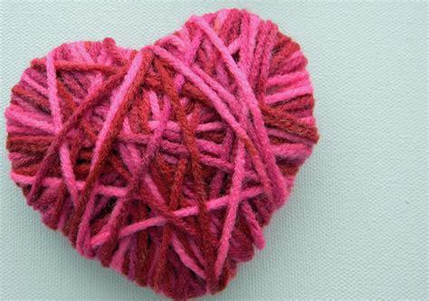 yarn craft for preschool crafts for s day yarn craft