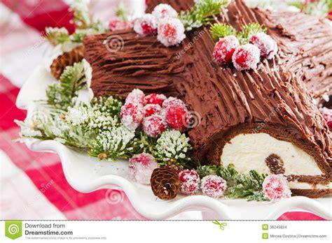 buche de noel cake stock photo image of cupcake 36245824