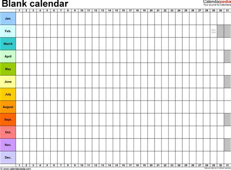 yearly calendar template weekly calendar template