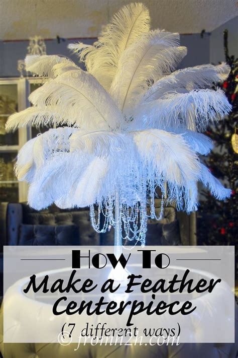 feather table centerpieces best 25 ostrich feather centerpieces ideas on