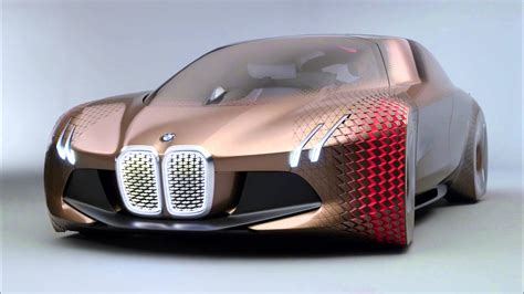 Bmw Future by Bmw Reveals The Car Of The Future Vision Next 100