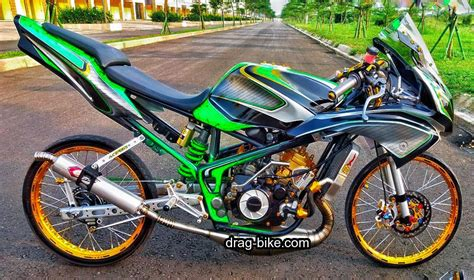 Modifikasi Rr by 44 Foto Gambar Modifikasi Motor Rr Drag Bike Racing