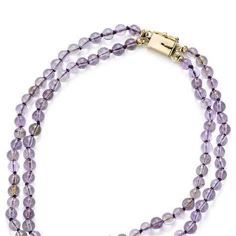 restringing necklace jewelry repair bellevue seattle joseph jewelry