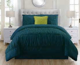 teal comforters sets 5 jervis teal comforter set