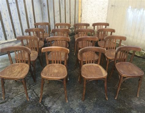 chaise bistrot bois occasion
