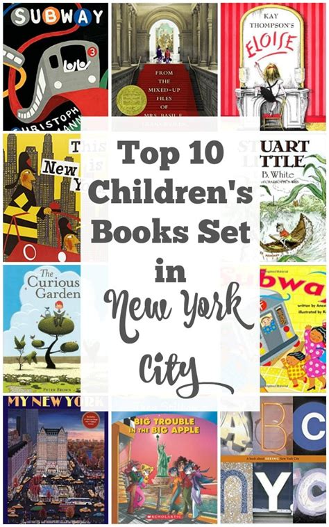 new york picture book top 10 children s books set in new york city