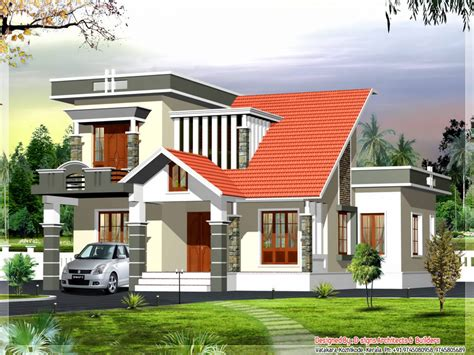 modern style house plans kerala modern house design modern bungalow house plans