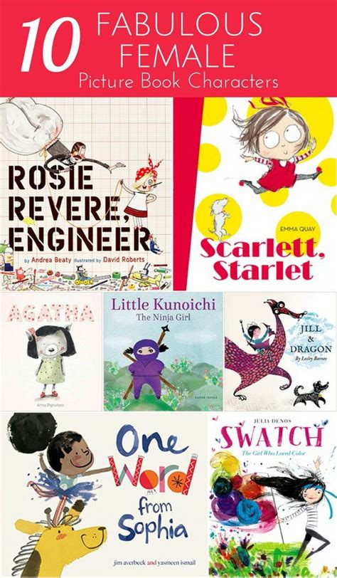 picture books with strong characters best 25 book characters ideas on writing