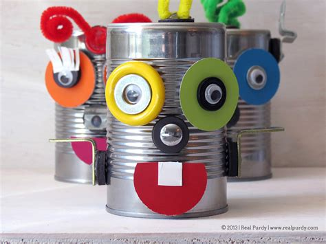 robot crafts for realpurdy