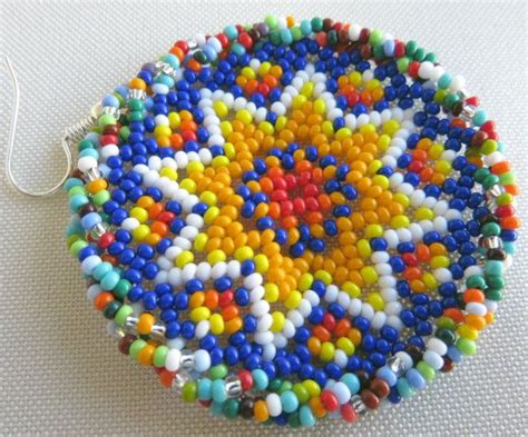 huichol beading tutorial 88 best images about huichol on earrings
