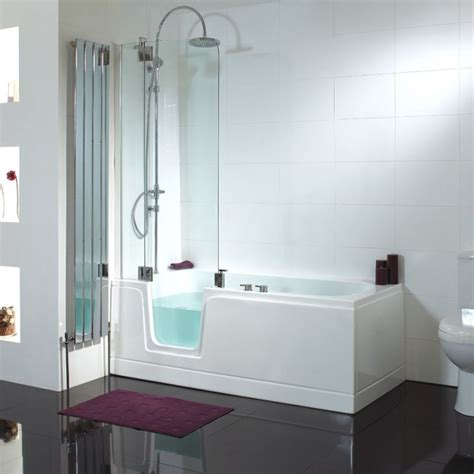 walk in baths with shower shower baths p shaped l shaped bathtubs for showering