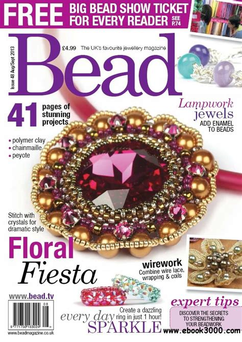 Bead Magazine Issue 48 August September 2013 Free