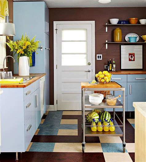 small space kitchens ideas colorful kitchen in small space ideas