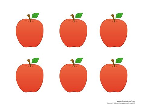 pictures of crafts printable apple templates to make apple crafts for preschool