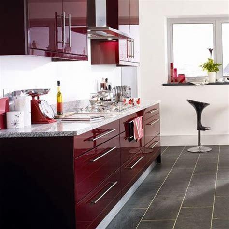 kitchen design colour schemes burgundy color kitchen cabinets modern kitchen