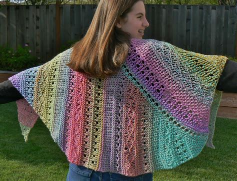 knitting a shawl invisible loom innovative patterns for loom knitters