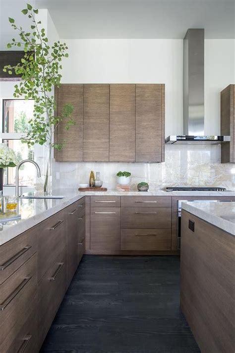 flat front kitchen cabinets 25 best ideas about walnut cabinets on walnut