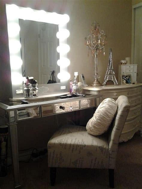 vanity for bedroom with lights 15 fantastic vanity mirror with lights for bedroom ideas