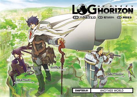 log horizon anime i m currently log horizon justus r