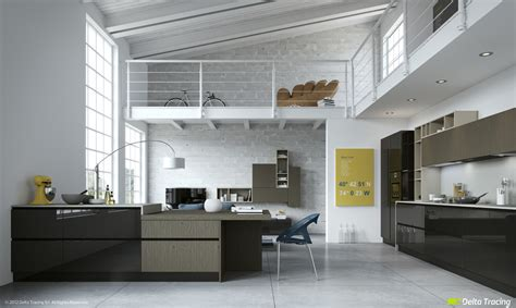 Small House Plans With Loft Bedroom 49 white loft kitchen interior design ideas
