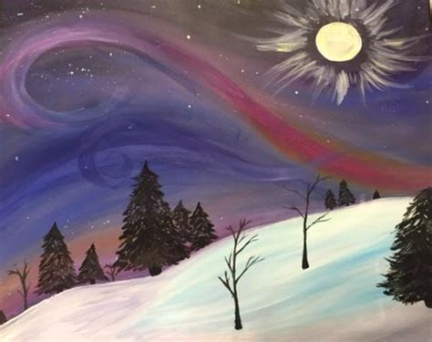 paint nite new paint fundraiser friends of the lodi