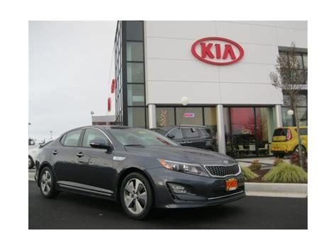 2015 Kia Optima Hybrid Ex by Kia Optima Hybrid Ex Rvs For Sale In Oregon