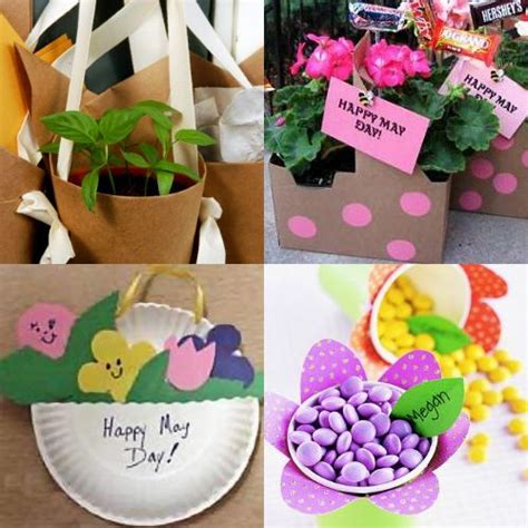 may day crafts for 12 may day baskets you can make about family crafts