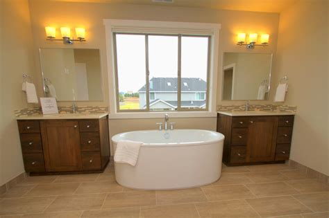 bathrooms with freestanding tubs homeowners incorporating freestanding tubs into master