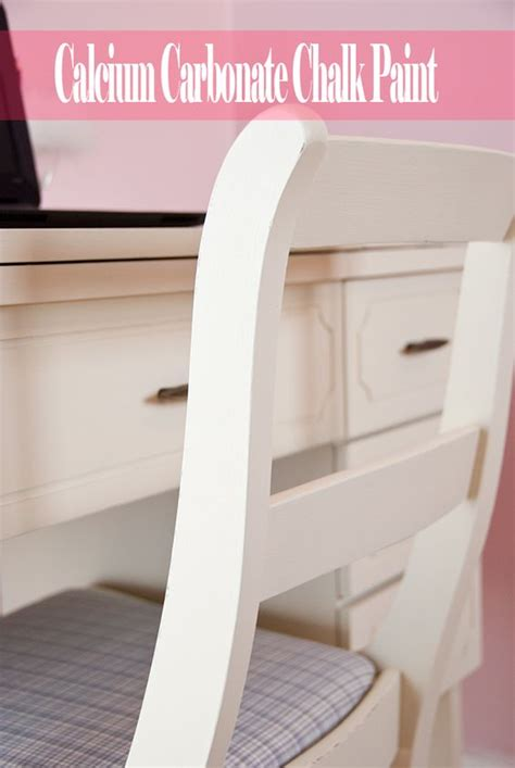 diy chalk paint calcium and inspiration on