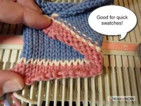 how to cast on a knitting machine fast machine knitting cast on knitting machines