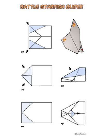 origami glider plane how to make a paper airplane how to make a paper
