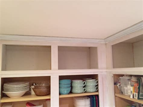 kitchen cabinets to ceiling extending the cabinets to the ceiling kitchen makeover