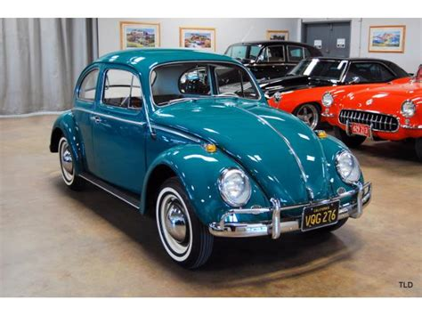 1964 Volkswagen Beetle For Sale by 1964 Volkswagen Beetle For Sale On Classiccars 7