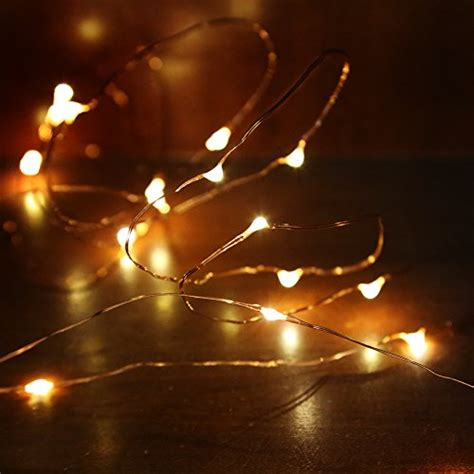 firefly led string lights accmor led starry string lights firefly outdoor lights