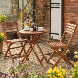 bistro table sets outdoor furniture outdoor bistro set patio table and chairs 3 pc wooden