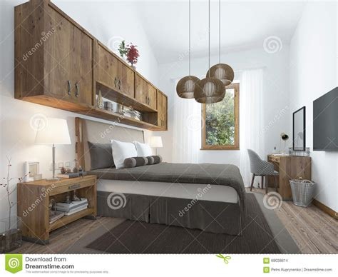 loft bedroom furniture bedroom loft style with wooden furniture and white walls