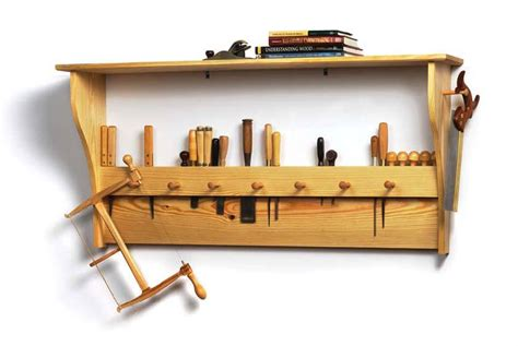 woodworking tool storage plans i can do that tool rack popular woodworking magazine