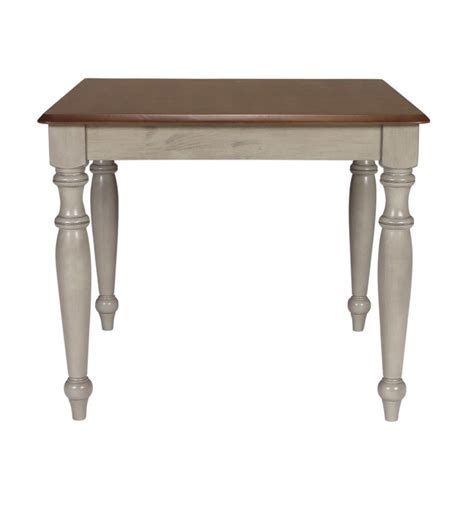 36 inch bridgeport dining tables bare wood wood