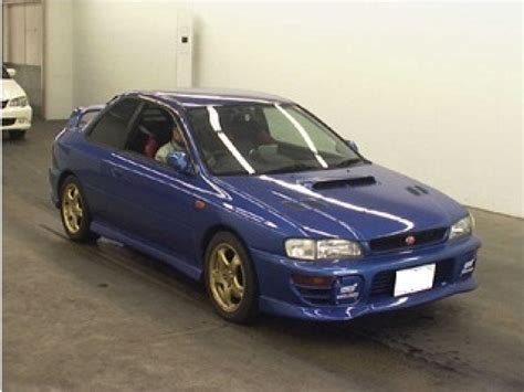 1998 Subaru Wrx Sti For Sale by Subaru Impreza Wrx Wrx Type R Sti Version 1998 Used