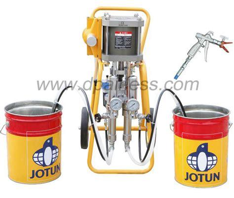 spray painter equipment dp 4336 two components spray machine 1 1 1 2 1 3 1 4 buy
