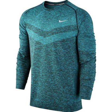 shirt knit nike dri fit knit shirt sleeve s